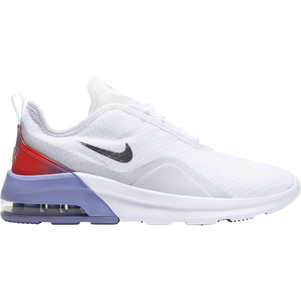 ナイキ Nike レディース スニーカー シューズ・靴【Air Max Motion 2 Shoes】White/Iridescent