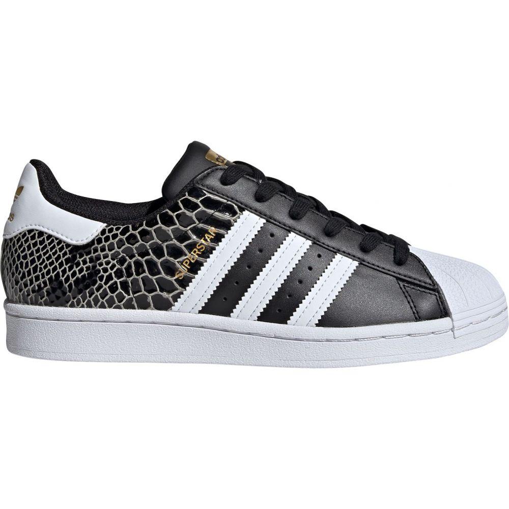 アディダス adidas レディース スニーカー シューズ・靴【Superstar Print Shoes】Snakeskin