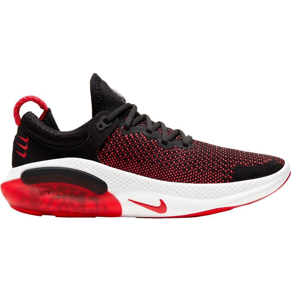 ナイキ Nike レディース ランニング・ウォーキング シューズ・靴【Joyride Run Flyknit Running Shoes】Black/University Red