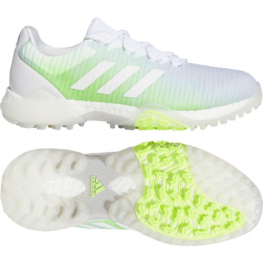 アディダス adidas レディース ゴルフ シューズ・靴【CODECHAOS Golf Shoes】White/Whte/Green