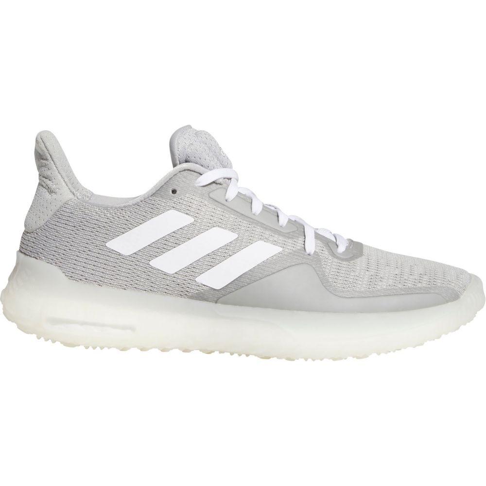 アディダス adidas レディース フィットネス・トレーニング シューズ・靴【FitBoost Trainer Training Shoes】Grey/Coral
