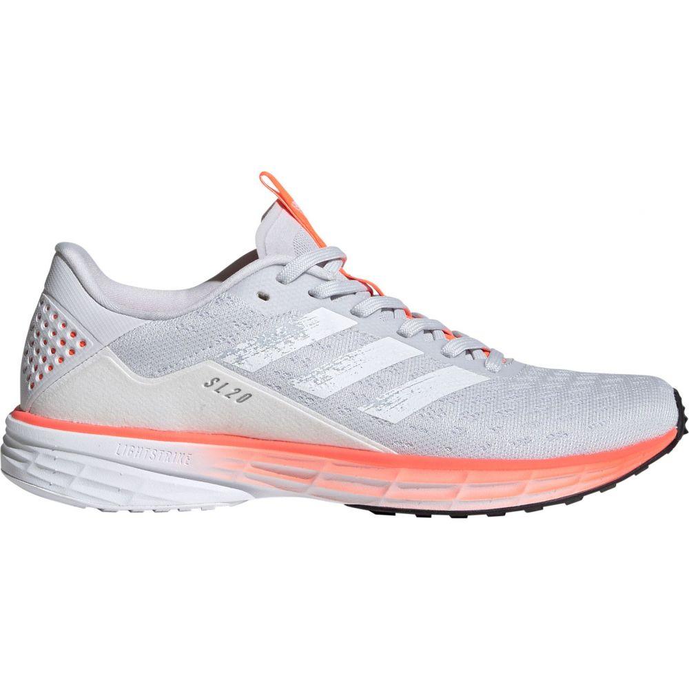 アディダス adidas レディース ランニング・ウォーキング シューズ・靴【SL20 Running Shoes】Grey/Black