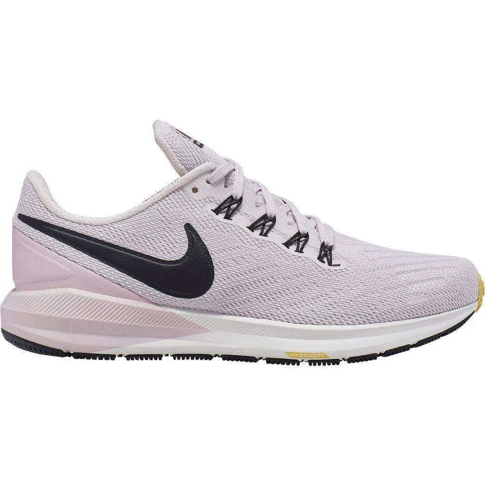 ナイキ Nike レディース ランニング・ウォーキング シューズ・靴【Air Zoom Structure 22 Running Shoes】Plum Chalk/Black