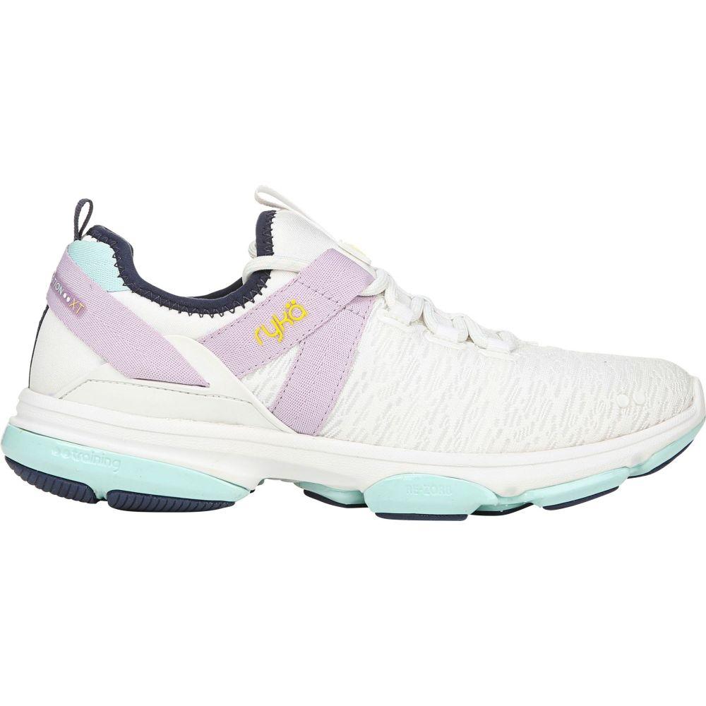 ライカ Ryka レディース フィットネス・トレーニング シューズ・靴【Dedication XT Training Shoes】White