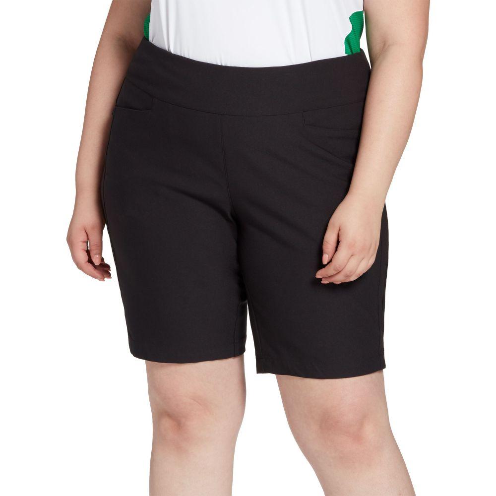 レディー ハーゲン Lady Hagen レディース ゴルフ ボトムス・パンツ【10 Golf Shorts - Extended Sizes】Black