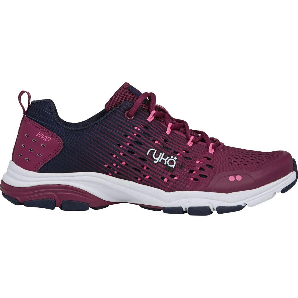 ライカ Ryka レディース フィットネス・トレーニング シューズ・靴【Vivid RZD Training Shoes】Raspberry