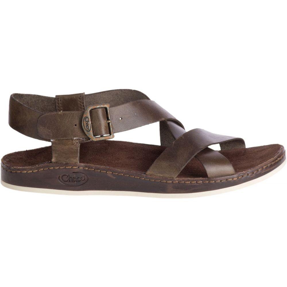 チャコ Chaco レディース サンダル・ミュール シューズ・靴【Wayfarer Sandals】Otter