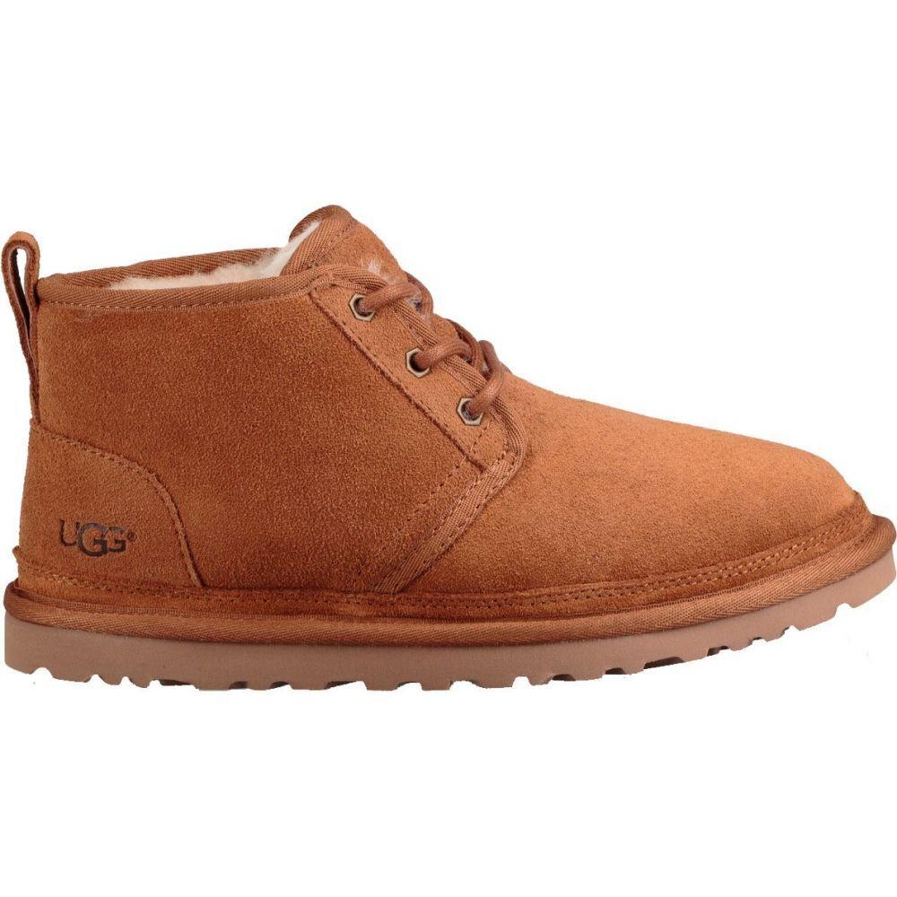 アグ UGG レディース ブーツ シューズ・靴【Neumel Sheepskin Chukka Boots】Chestnut