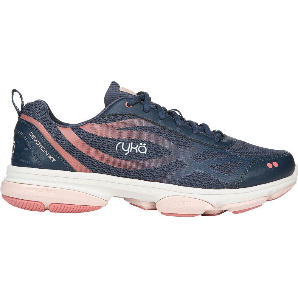 ライカ Ryka レディース フィットネス・トレーニング シューズ・靴【Devotion XT Training Shoes】Navy