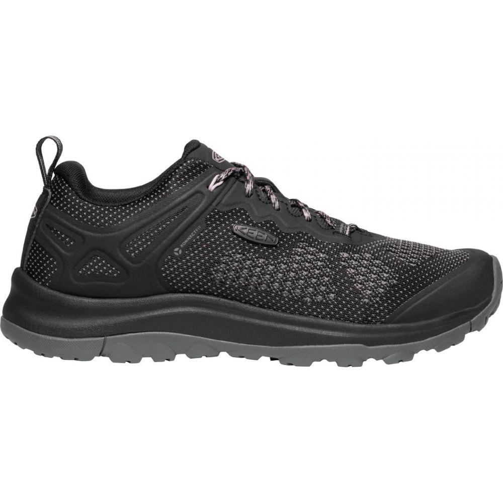キーン Keen レディース ハイキング・登山 シューズ・靴【KEEN Terradora II Vent Hiking Shoes】Black/Steel Grey
