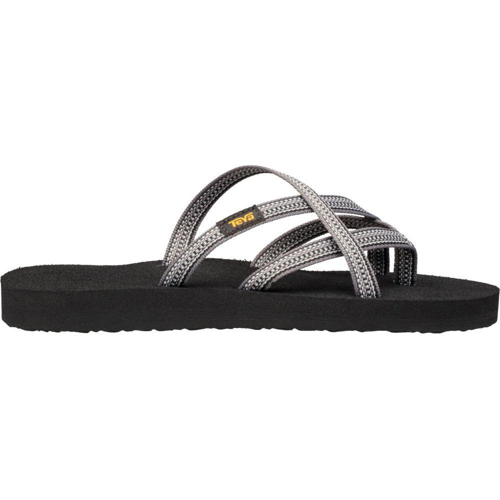 テバ Teva レディース サンダル・ミュール シューズ・靴【Olowahu Sandals】Antiguous Grey