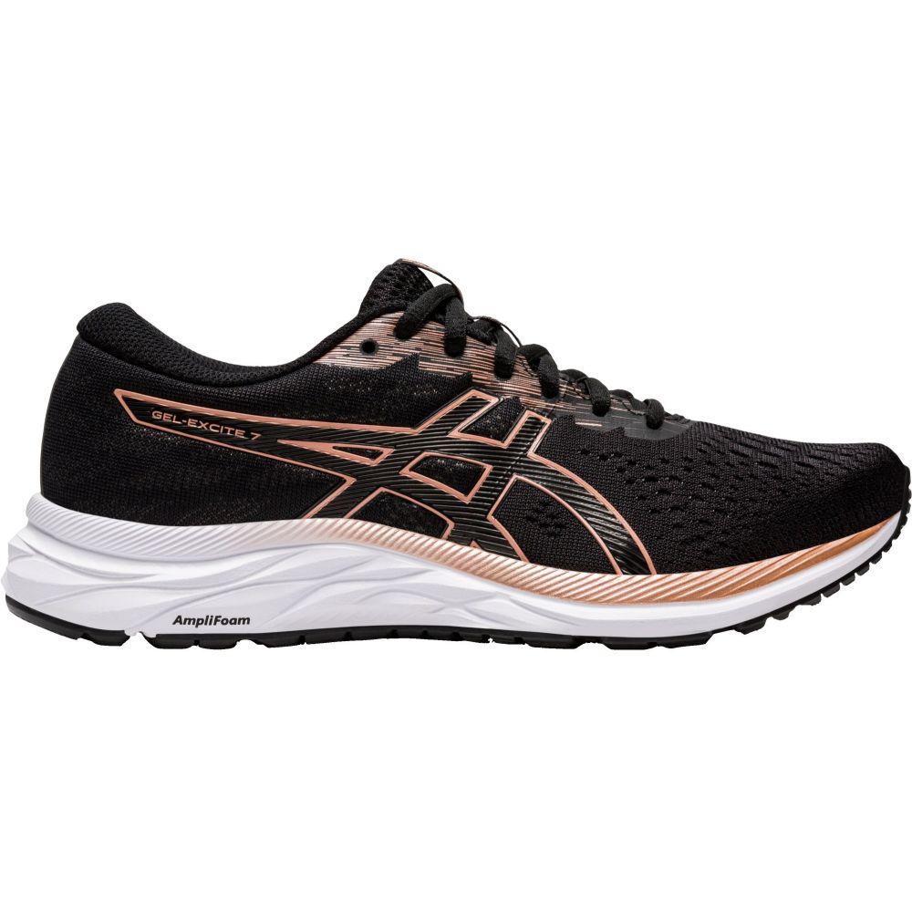 アシックス ASICS レディース ランニング・ウォーキング シューズ・靴【GEL-EXCITE 7 Running Shoes】Black/Rose Gold