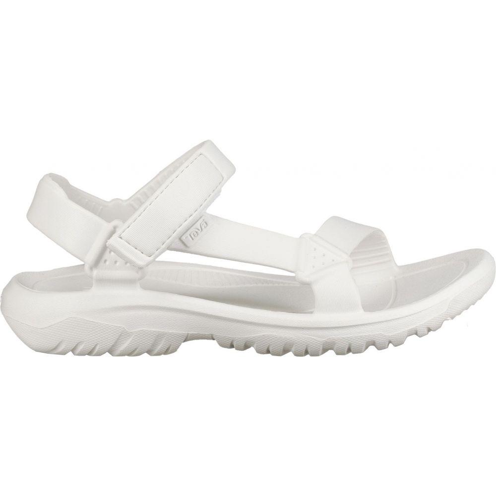 テバ Teva レディース サンダル・ミュール シューズ・靴【Hurricane Drift Sandals】White
