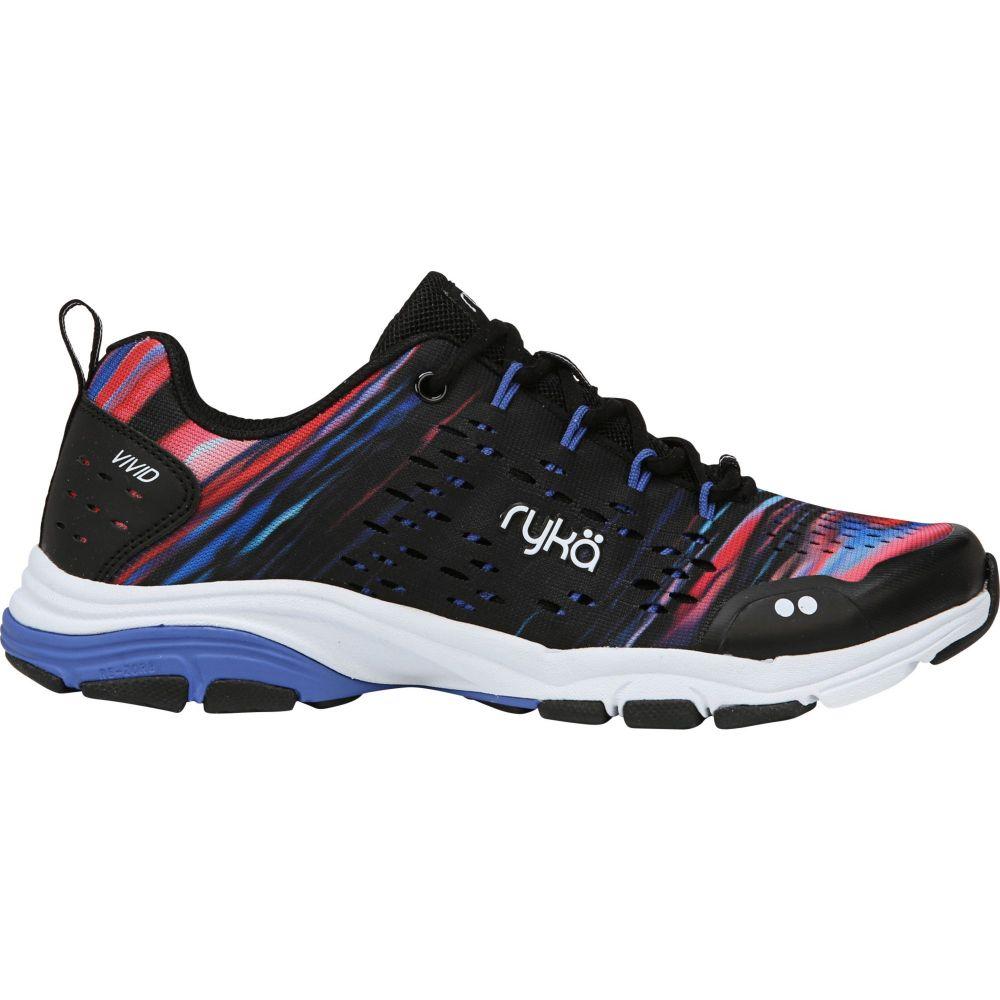 ライカ Ryka レディース フィットネス・トレーニング シューズ・靴【Vivid RZD Training Shoes】Black Multi
