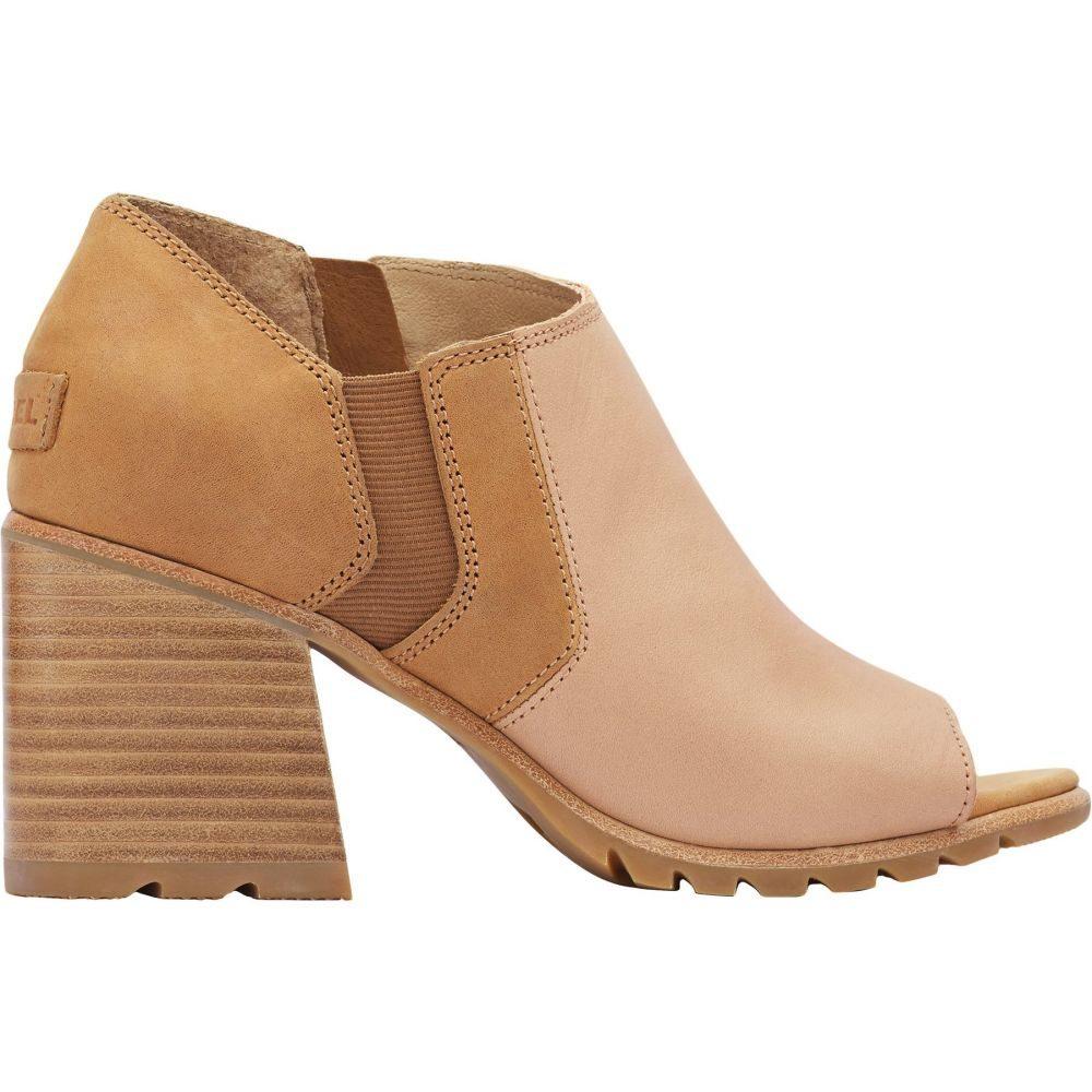 ソレル SOREL レディース ブーツ シューズ・靴【Nadia Ankle Boots】Honest Beige
