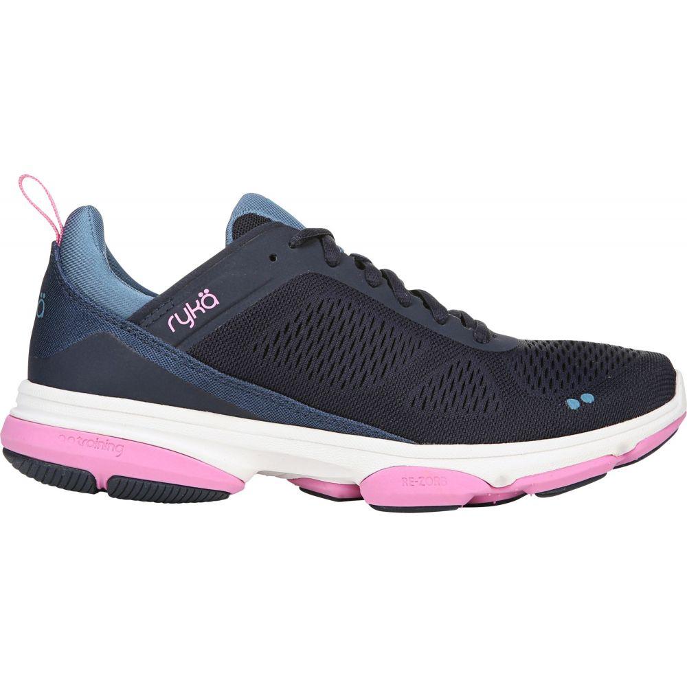 ライカ Ryka レディース フィットネス・トレーニング シューズ・靴【Devotion XT 2 Training Shoes】Navy