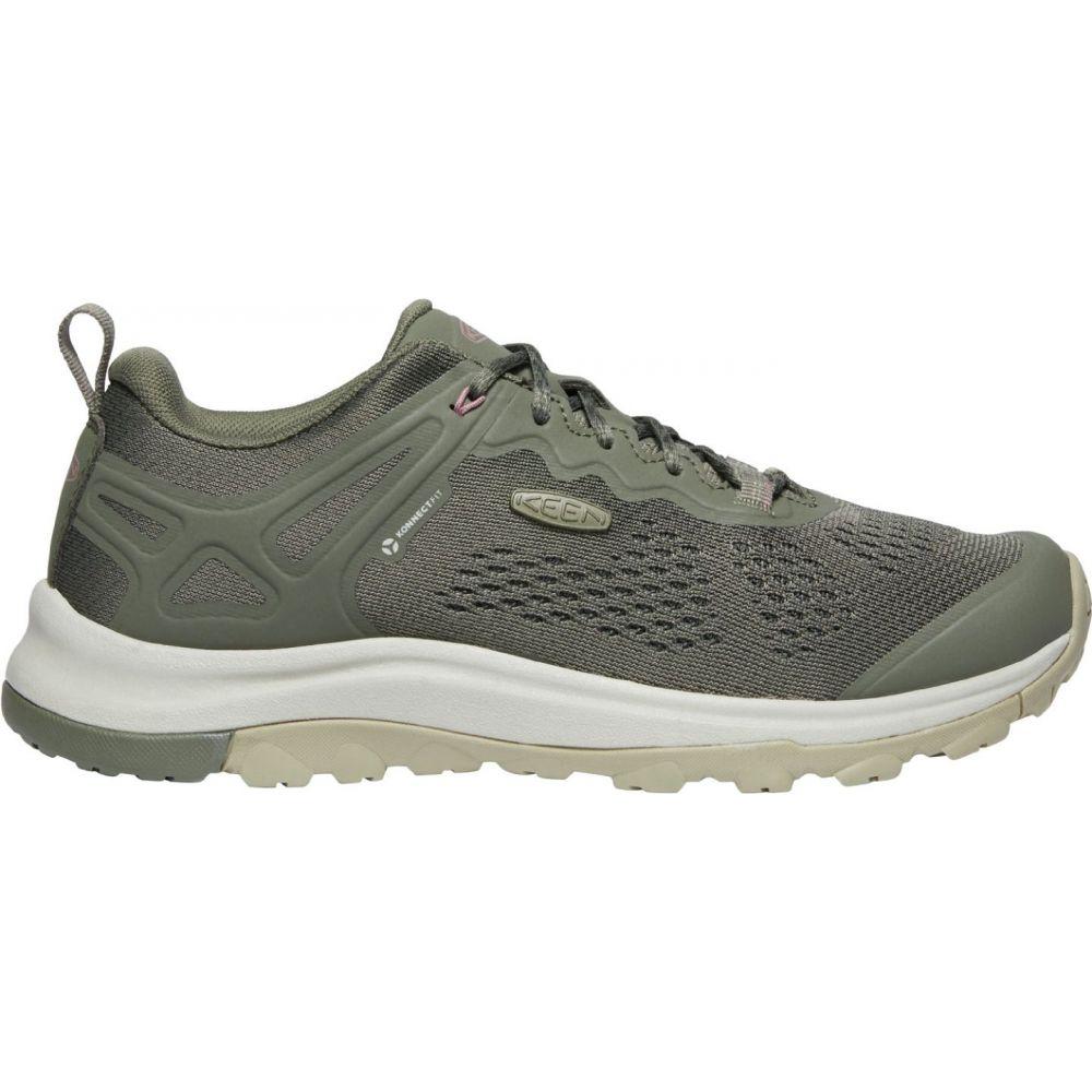 キーン Keen レディース ハイキング・登山 シューズ・靴【KEEN Terradora II Vent Hiking Shoes】Dusty Olive