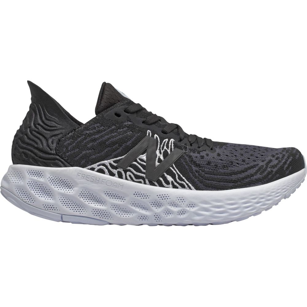 ニューバランス New Balance レディース ランニング・ウォーキング シューズ・靴【1080v10 Running Shoes】Black/White