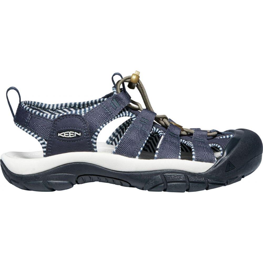 キーン Keen レディース サンダル・ミュール シューズ・靴【KEEN Newport H2 Sandals】Navy/White