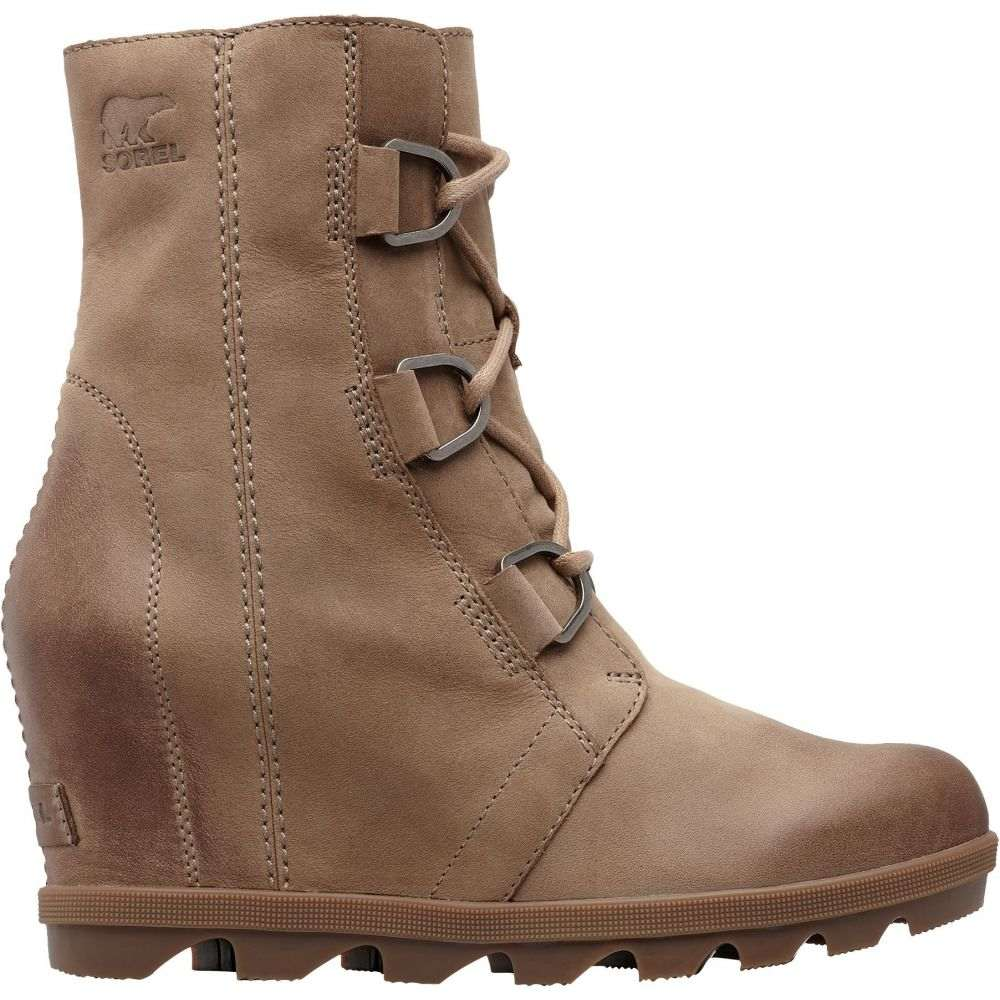ソレル SOREL レディース ブーツ シューズ・靴【Joan of Arctic Wedge II Boots】Ash Brown