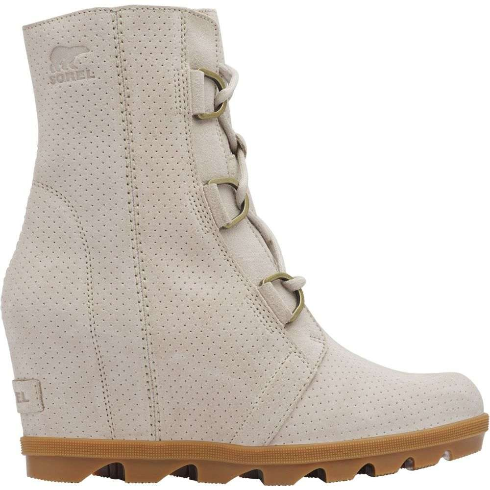 ソレル SOREL レディース ブーツ シューズ・靴【Joan of Arctic Wedge II Boots】Soft Taupe