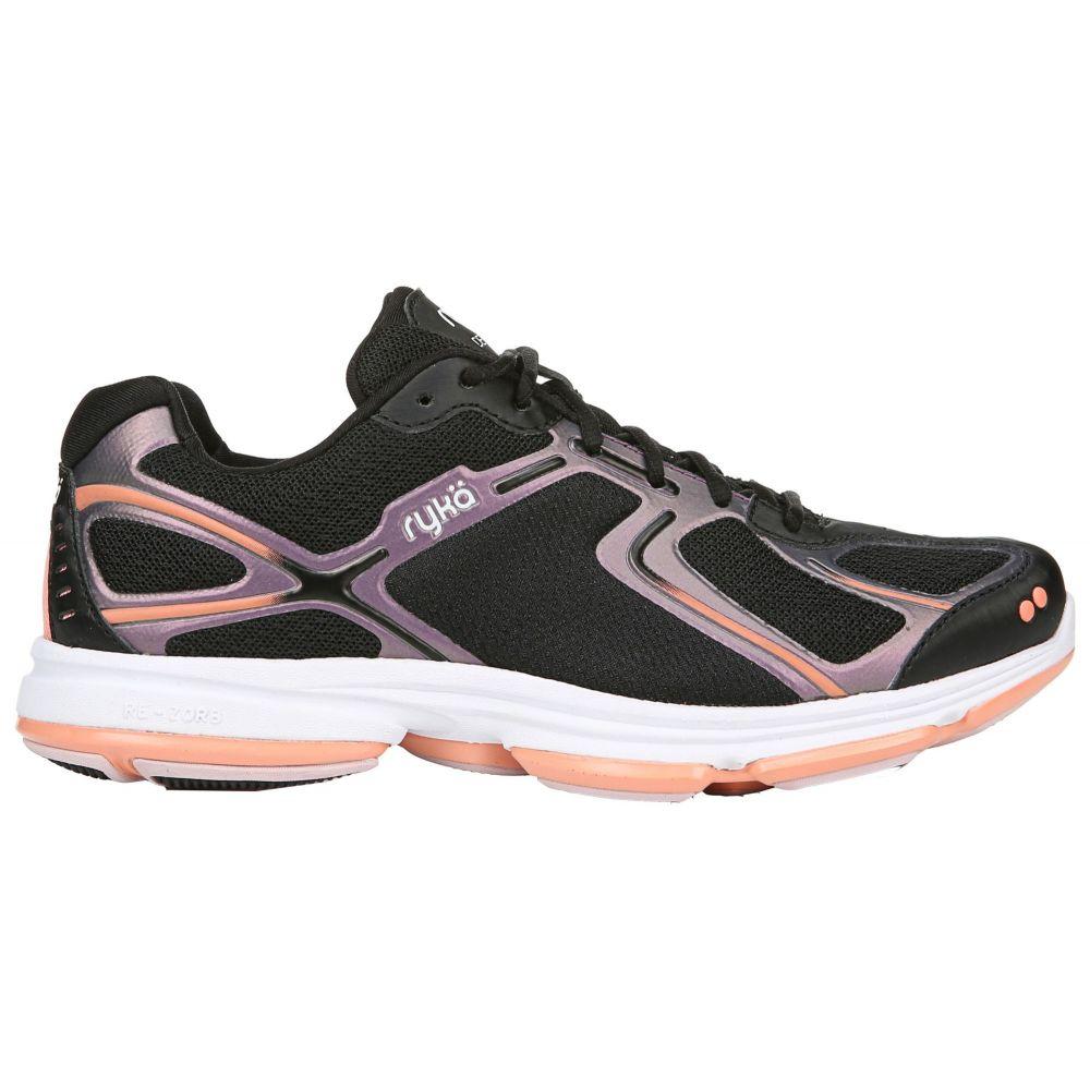 ライカ Ryka レディース ランニング・ウォーキング シューズ・靴【Devotion Walking Shoes】Black