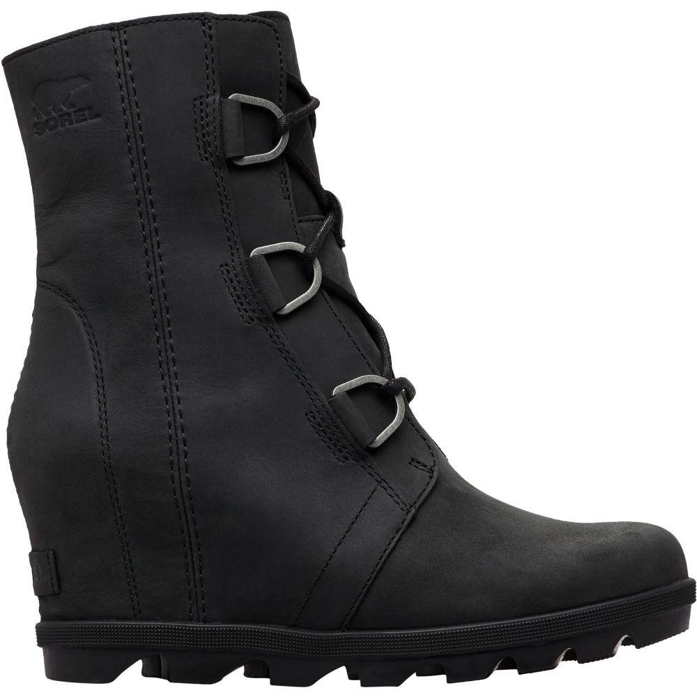 ソレル SOREL レディース ブーツ シューズ・靴【Joan of Arctic Wedge II Boots】Black