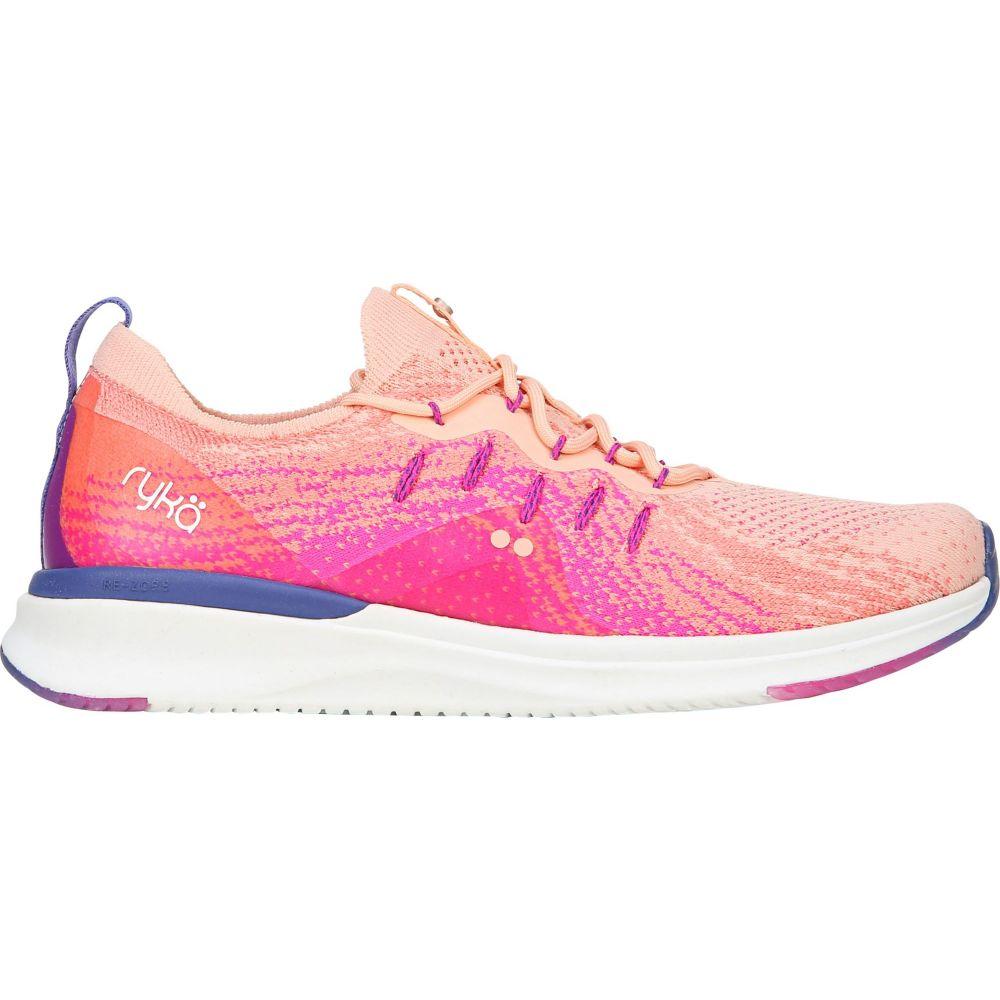 ライカ Ryka レディース ランニング・ウォーキング シューズ・靴【Momentum Walking Shoes】Peach