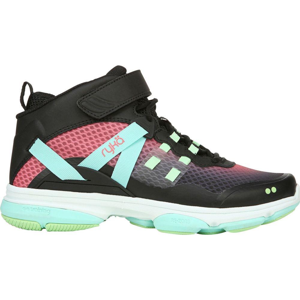 ライカ Ryka レディース フィットネス・トレーニング シューズ・靴【Devotion XT Mid Training Shoes】Black Multi