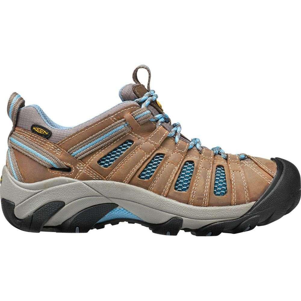 キーン Keen レディース ハイキング・登山 シューズ・靴【KEEN Voyageur Hiking Shoes】Brindle
