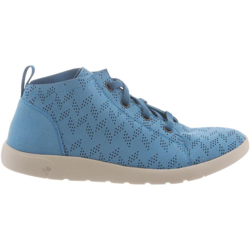 ベアパウ BEARPAW レディース ブーツ シューズ・靴【Gracie Chukka Boots】Ceramic Blue
