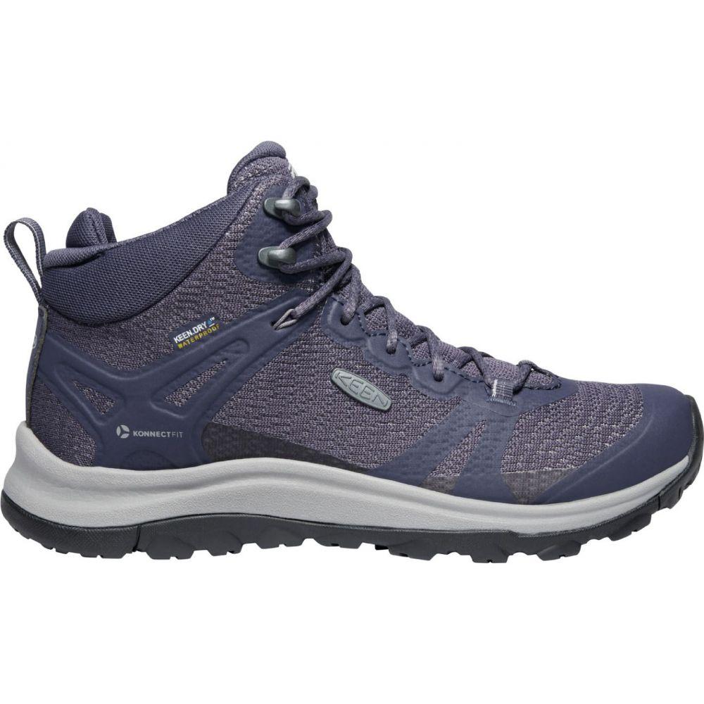 キーン Keen レディース ハイキング・登山 シューズ・靴【KEEN Terradora II Mid Waterproof Hiking Boots】Graystone
