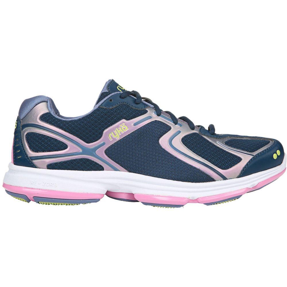 ライカ Ryka レディース ランニング・ウォーキング シューズ・靴【Devotion Walking Shoes】Navy