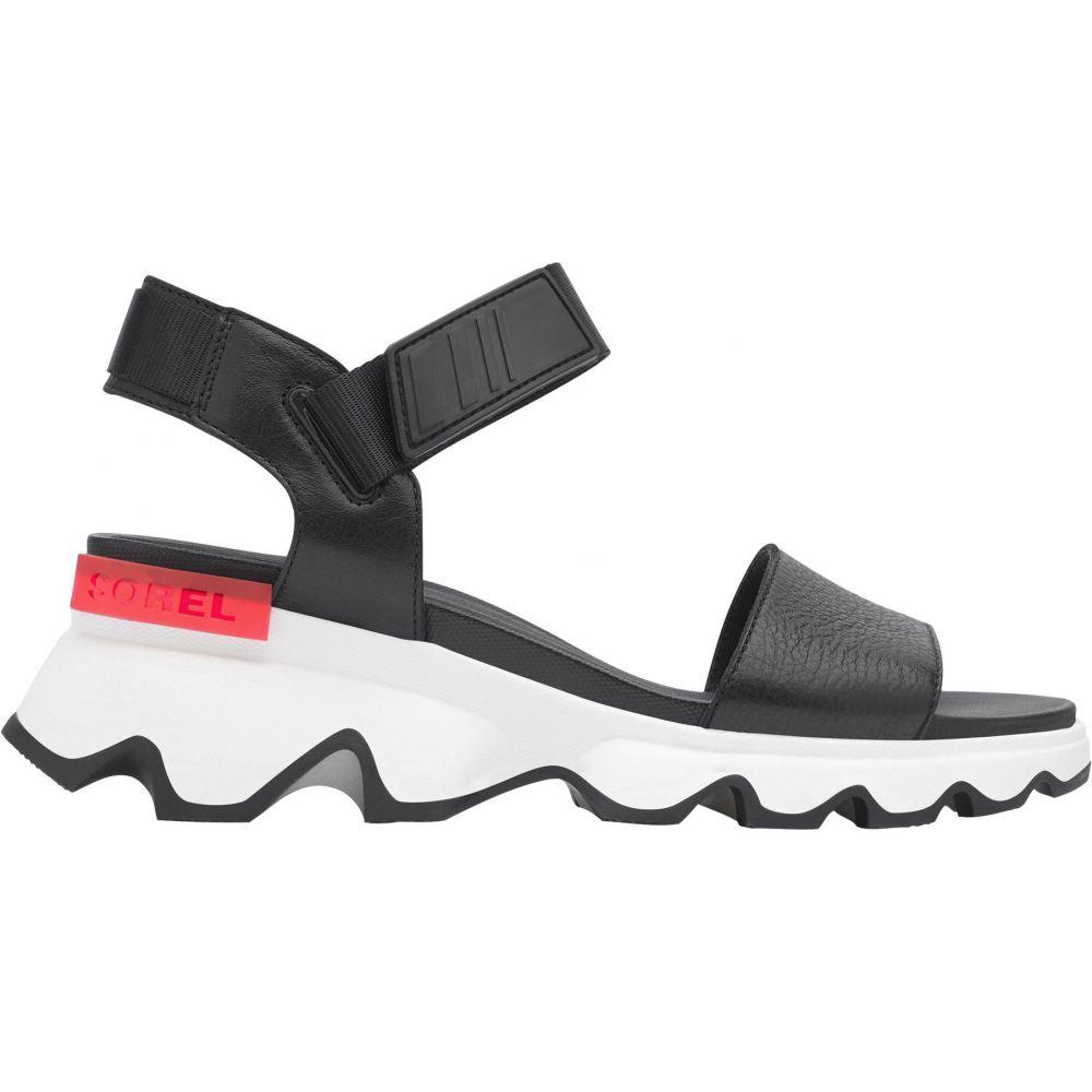 ソレル SOREL レディース サンダル・ミュール シューズ・靴【Kinetic Sandals】Black