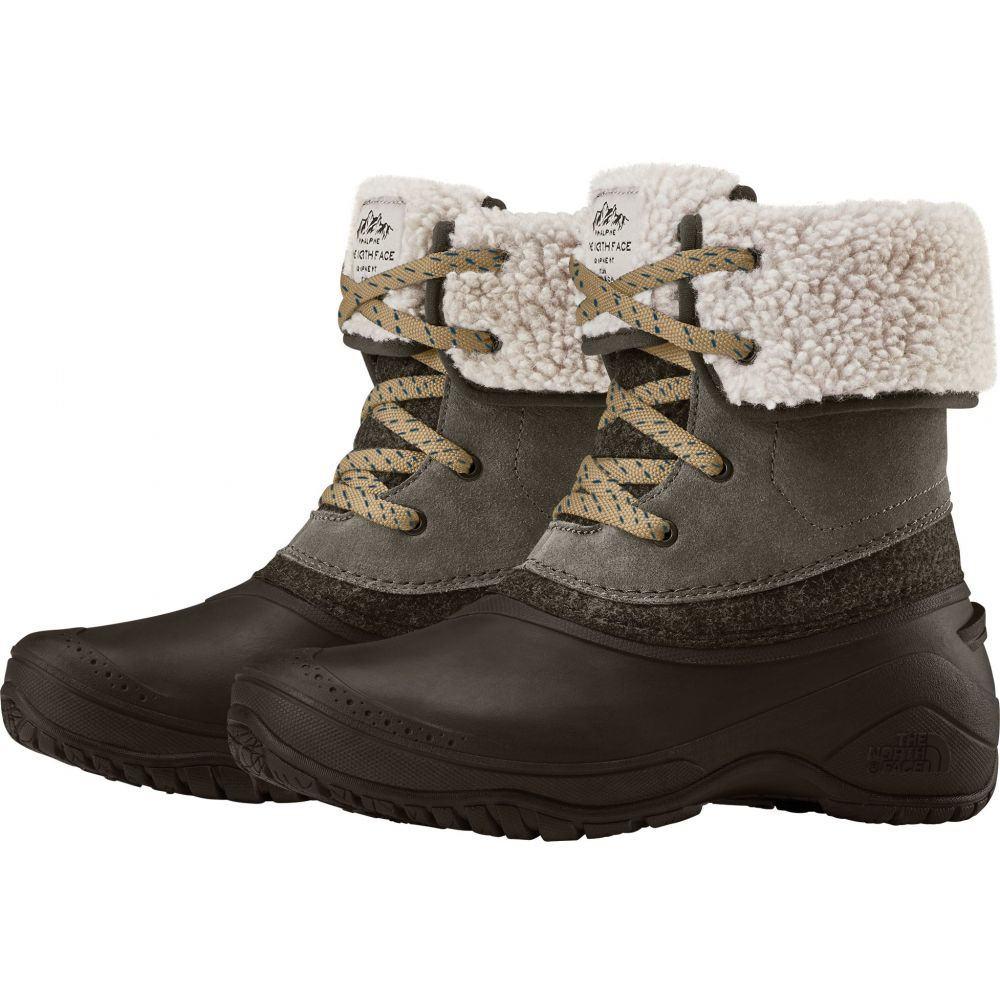 ザ ノースフェイス The North Face レディース ブーツ シューズ・靴【Shellista II Roll-Down 200g Waterproof Winter Boots】CARIBOU