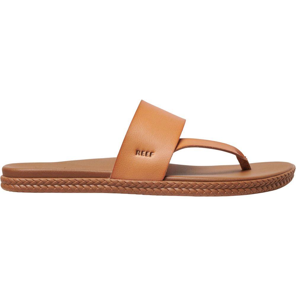 リーフ Reef レディース ビーチサンダル シューズ・靴【Cushion Bounce Sol Flip Flops】Natural