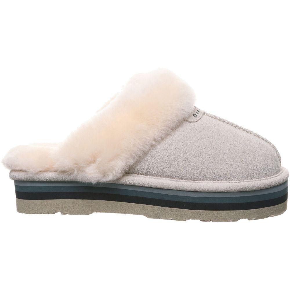 ベアパウ BEARPAW レディース シューズ・靴 【Retro Loki Sheepskin Shoes】Winter White
