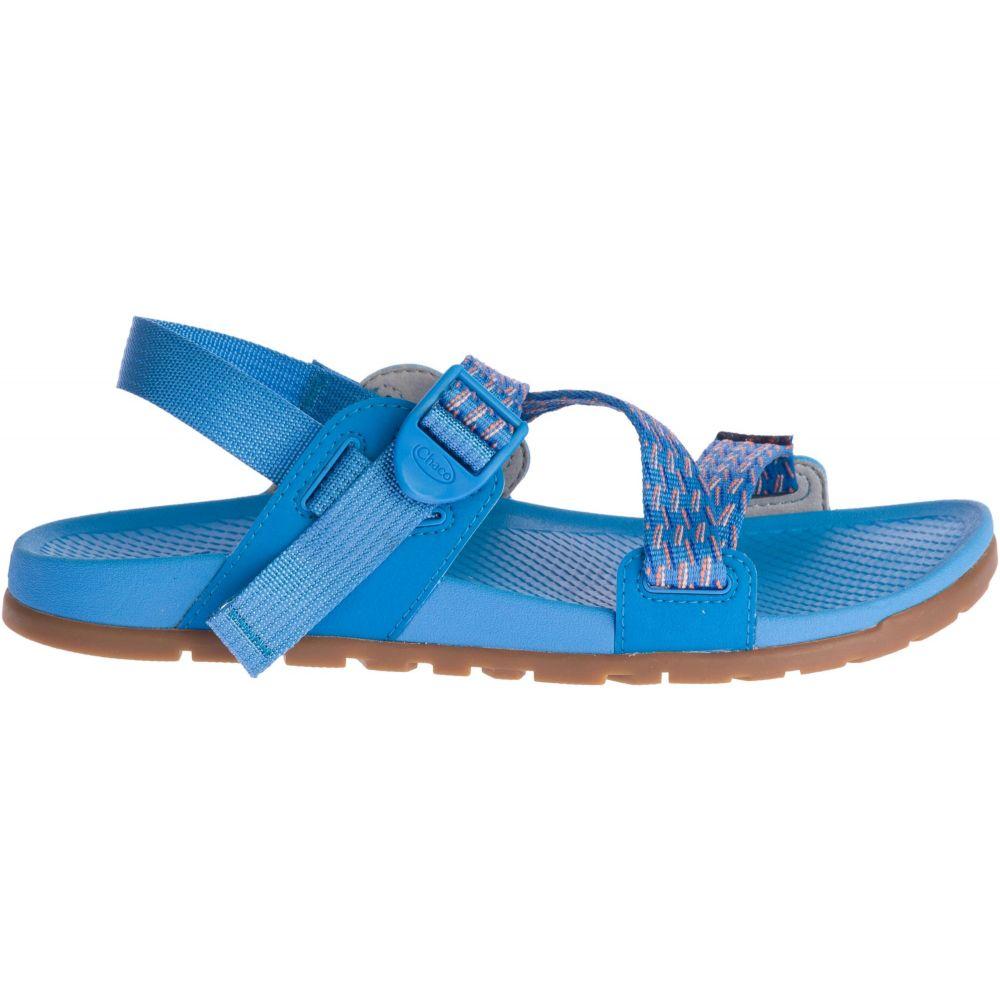チャコ Chaco レディース サンダル・ミュール シューズ・靴【Lowdown Sandals】Cerulean