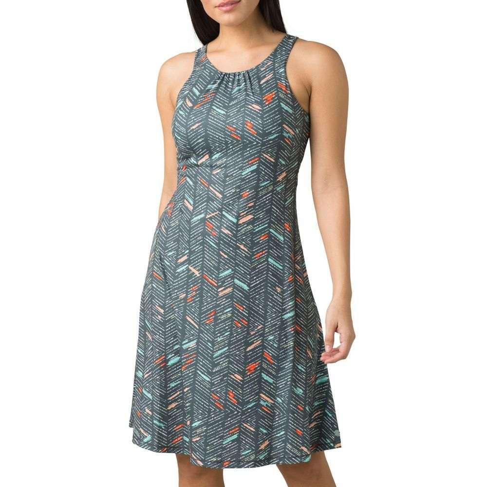 プラーナ prAna レディース ワンピース ワンピース・ドレス【Skypath Dress】Chalkboard Sketch