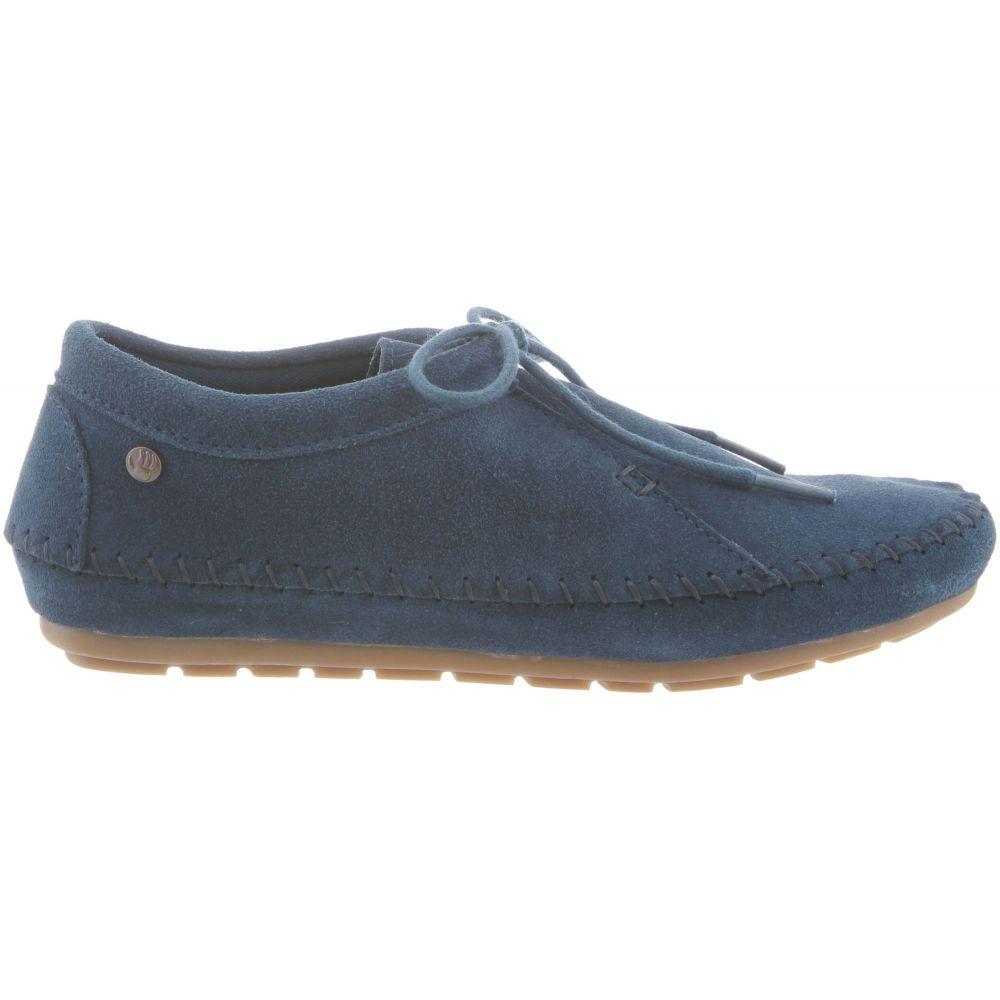 ベアパウ BEARPAW レディース シューズ・靴 【Ellen Casual Shoes】Slate Blue