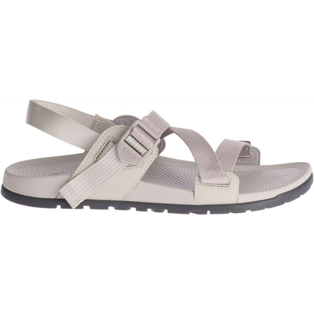 チャコ Chaco レディース サンダル・ミュール シューズ・靴【Lowdown Sandals】Light Grey