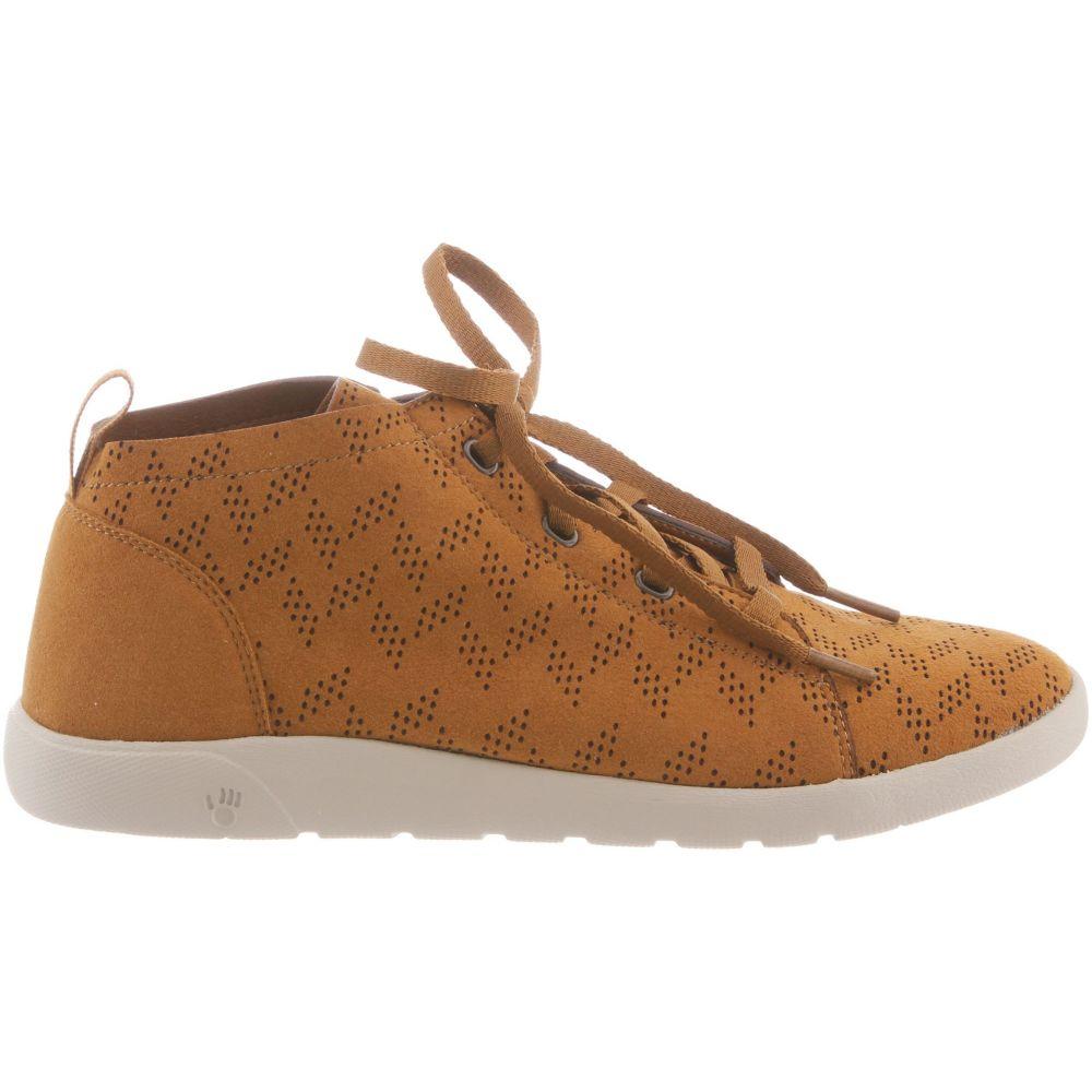 ベアパウ BEARPAW レディース ブーツ シューズ・靴【Gracie Chukka Boots】Tan