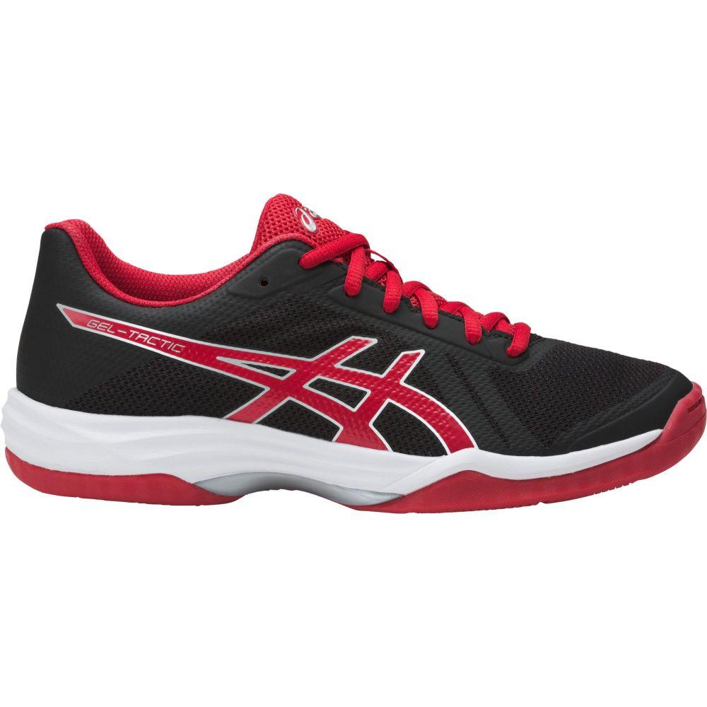 アシックス ASICS レディース バレーボール シューズ・靴【Gel-Tactic 2 Volleyball Shoes】Black/Red/Silver