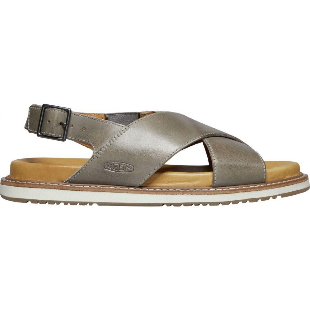 キーン Keen レディース サンダル・ミュール シューズ・靴【KEEN Lana Cross Strap Sandals】Drizzle