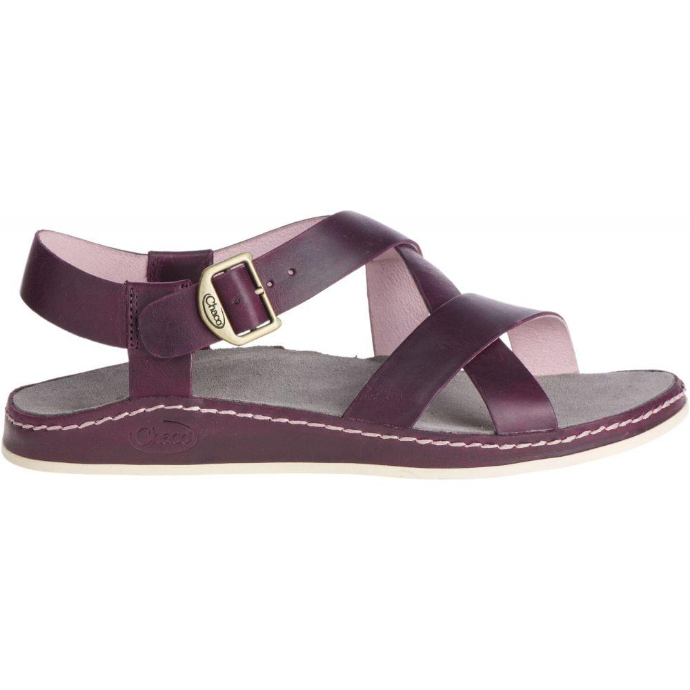 チャコ Chaco レディース サンダル・ミュール シューズ・靴【Wayfarer Sandals】Fig