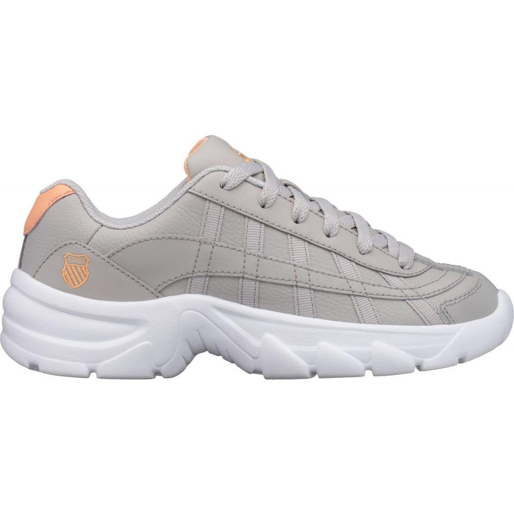 ケースイス K-Swiss レディース スニーカー シューズ・靴【ST229 CMF Shoes】Grey/Coral