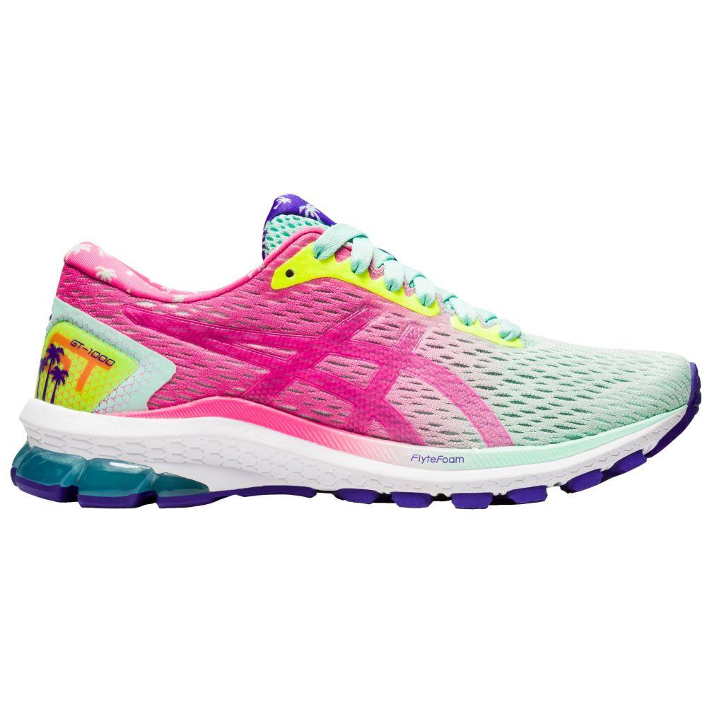 アシックス ASICS レディース ランニング・ウォーキング シューズ・靴【GT-1000 9 LA Marathon Running Shoes】Ice Pink