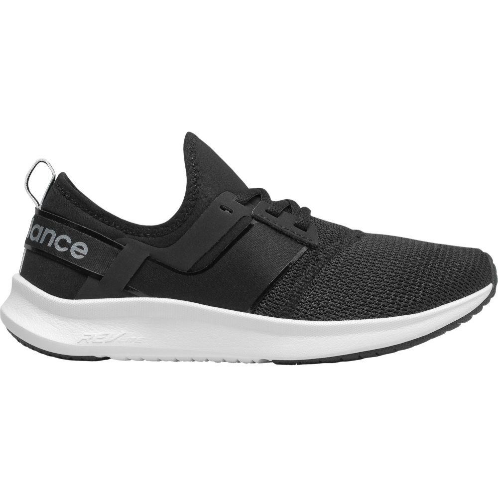 ニューバランス New Balance レディース フィットネス・トレーニング シューズ・靴【FuelCore Nergize Sport Training Shoes】Black/White Metallic