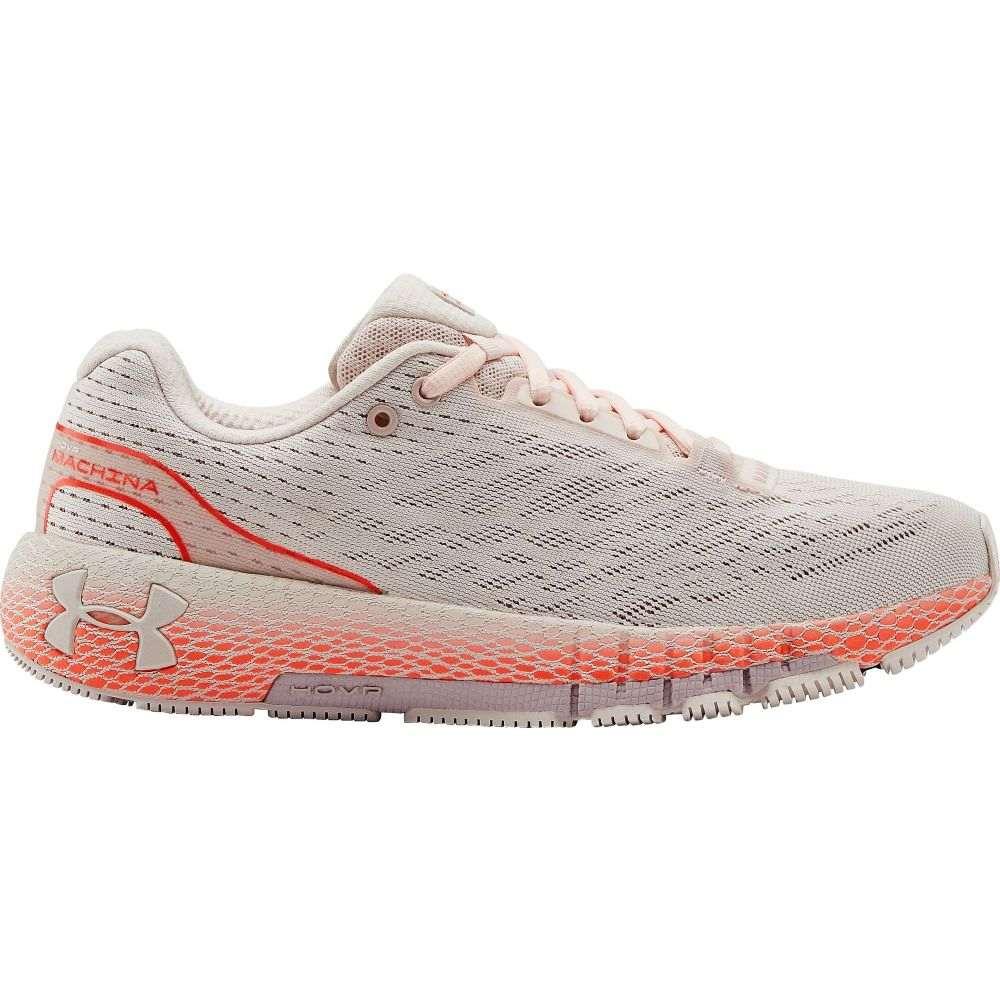 アンダーアーマー Under Armour レディース ランニング・ウォーキング シューズ・靴【HOVR Machina Running Shoes】Grey/Red