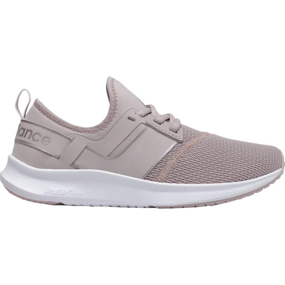 ニューバランス New Balance レディース フィットネス・トレーニング シューズ・靴【FuelCore Nergize Sport Training Shoes】Taupe/Metallic